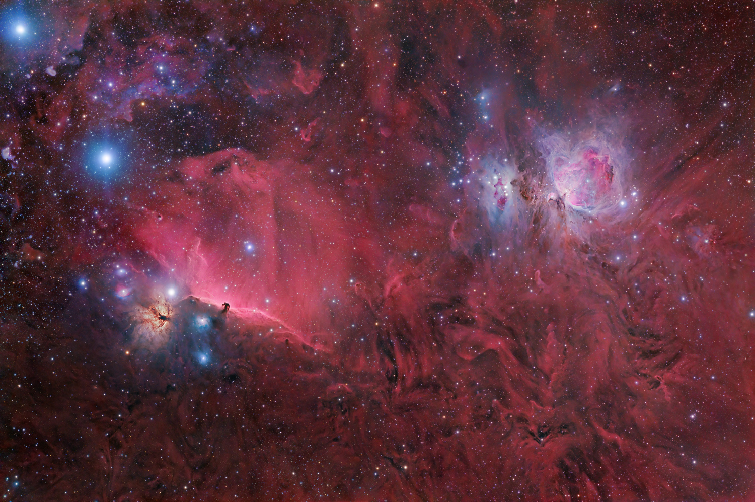 Orion Area