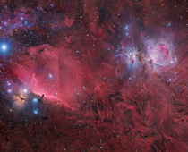 Orion Region