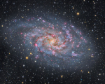 Triangulum Galaxies